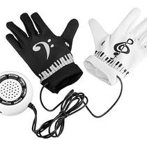 Magische elektronische Klavier-Handschuhe