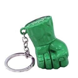 Geeek The Hulk Marvel Comics Avengers Keychain