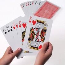 Spielkarten King Size!