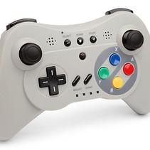 Wireless Pro Controller SNES look for Wii U