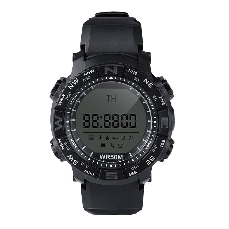 Sport Smart Watch Outdoor Sport Water Proof 50M