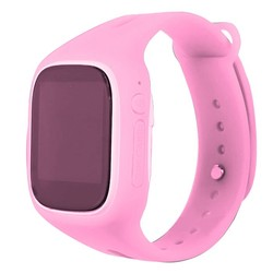 Geeek Kinder Smartwatch Rosa Bluetooth-GPS-GSM-L22 Plus
