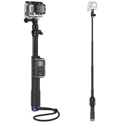 Geeek Extra Selfie Stick mit Fernsteuerung f