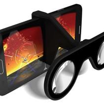 Universal Mini 3D Virtual Reality Glasses