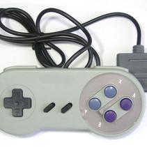 Controller voor Super Nintendo SNES