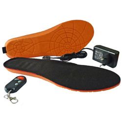 Geeek Electric Heated Insoles with remote for Men