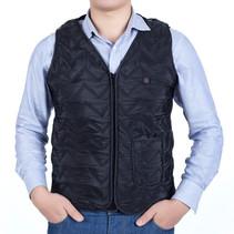 Electrically Heated Vest Vest Adjustable