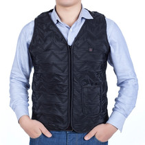 Elektrisch Verwarmd Vest Bodywarmer Verstelbaar