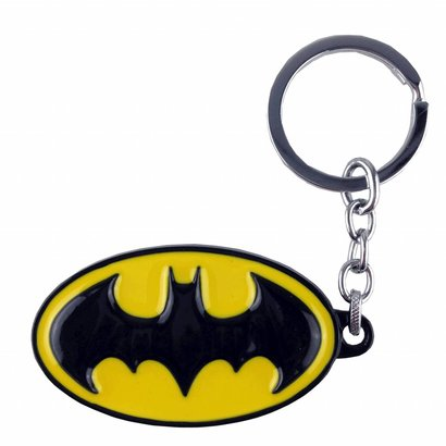 Geeek Batman Keychain DC Comics