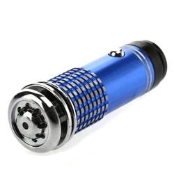 Geeek Miniauto-Luft-Erfrischungsmittel Luftreiniger Ionisator 12V