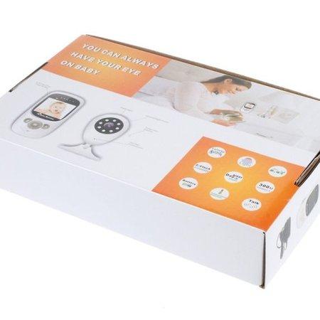 Geeek HD Wireless Baby Monitor Baby-mit Temperaturüberwachung
