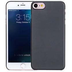 Geeek iPhone 7 ultra dünner Fall-Fall-Abdeckung Schwarz 0.3mm