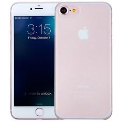 Geeek iPhone 7 ultra dünner Fall-Fall-Abdeckung Transparent 0.3mm