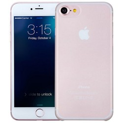Geeek iPhone 7 Ultra Thin Case Case Cover Transparent 0.3mm