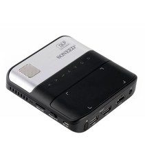 Beamer DLP Pico Projector Wireless WiFi Bluetooth Soneed