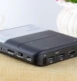 Geeek Beamer Pico Projector DLP Draadloos WiFi Bluetooth Soneed
