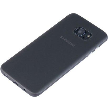 Geeek Samsung S7 Edge-ultra dünner Fall-Fall-Abdeckung Schwarz 0.3mm