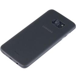 Geeek Samsung S7 Ultra Dun Hoesje Case Cover Zwart 0.3mm