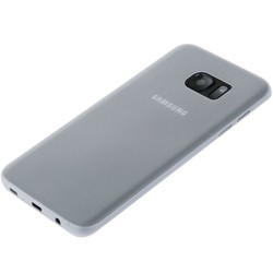 Geeek Samsung S7 Edge Ultra Dun Hoesje Case Cover Transparant 0.3mm