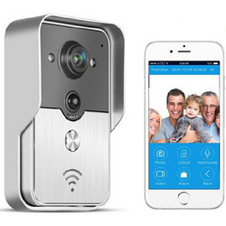 Geeek WiFi Wireless Doorbell HD Camera