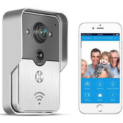 Geeek WiFi Wireless Doorbell HD Camera