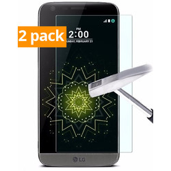 Geeek Strong Tempered Glass Tempered Glass Screen Protector LG G5 (2 Pack)