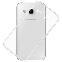 Geeek Ultra Dun 0.3mm Mat Hoesje TPU Case Cover Samsung Galaxy J5