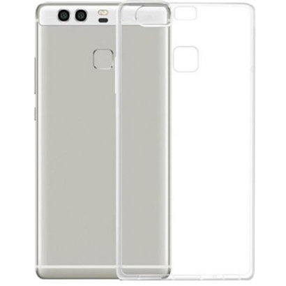 Geeek Ultra Thin 0.3mm Matt klarer Fall TPU Fall-Abdeckung Huawei P9