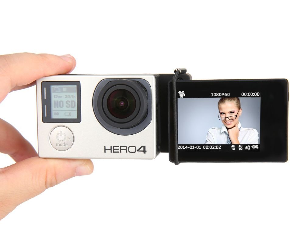 GoPro Selfie Screen LCD Adapter Converter