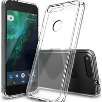 Ultra Thin 0.3mm transparenter TPU Fall-Abdeckung Fall Google Pixel