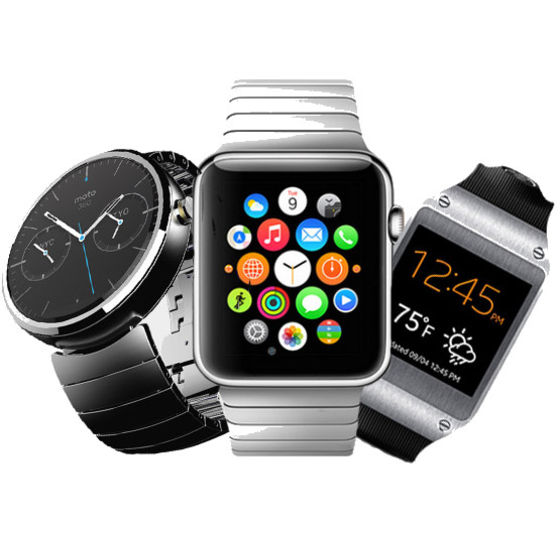 Smart-Uhren