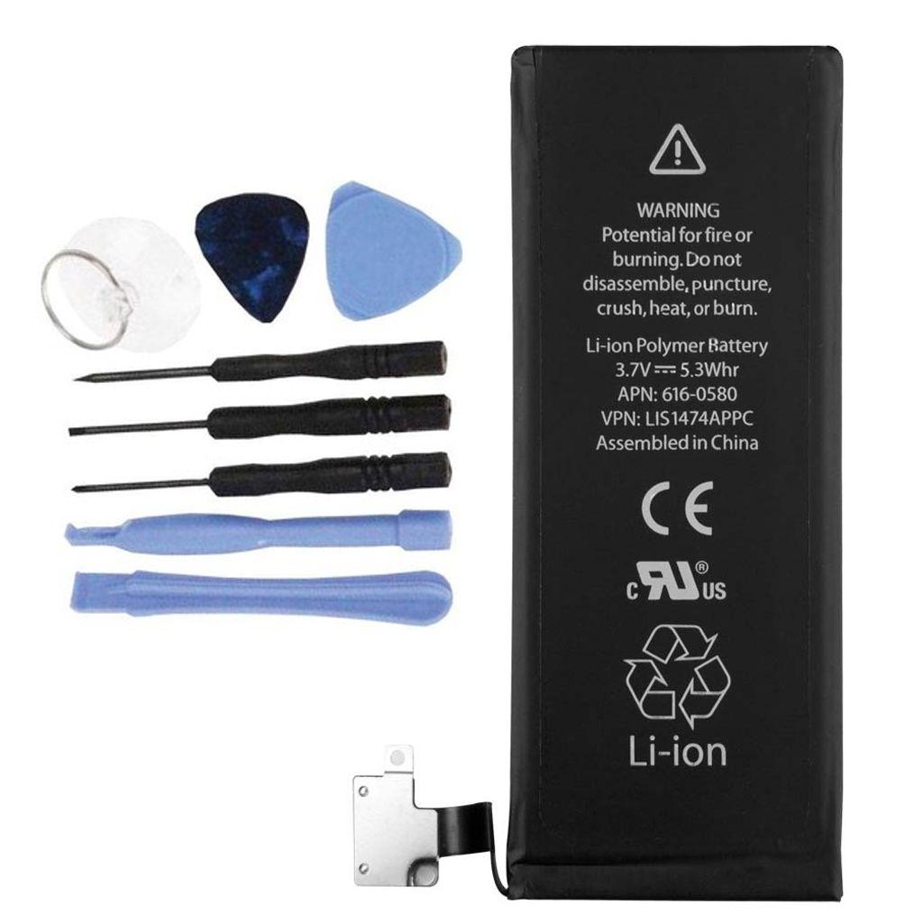 Accu Batterij 1430 mAh voor iPhone 4S met Toolkit