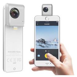 Insta360 Insta360 Nano 360-Grad-Kamera für das iPhone mit Blitz