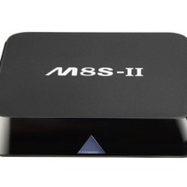M8S 2 Android 6.0 TV Box Media Player 16 GB Rom AMLogic Octa-Core Kodi