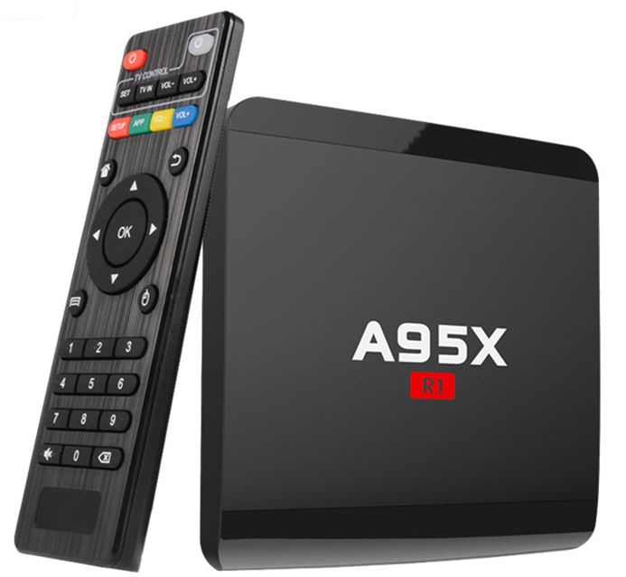 A95X R1 TV Box Android 6.0 8GB Smart WiFi 4K