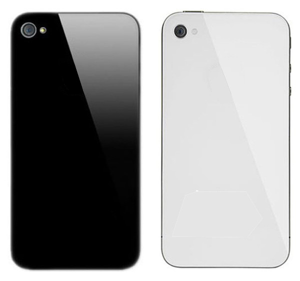 iPhone 4 Achterkant Backcover Wit