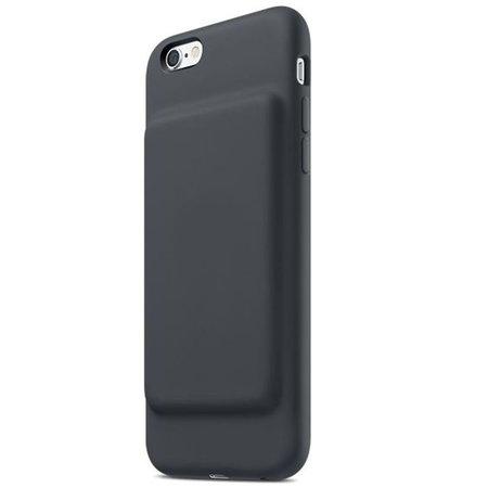 Geeek Smart Battery Case cover 2500mAh voor iPhone 7/ iPhone 8 Zwart