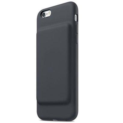 Geeek Smart Battery Case cover Hülle 3500mAh für iPhone 6 / 6S Schwarz