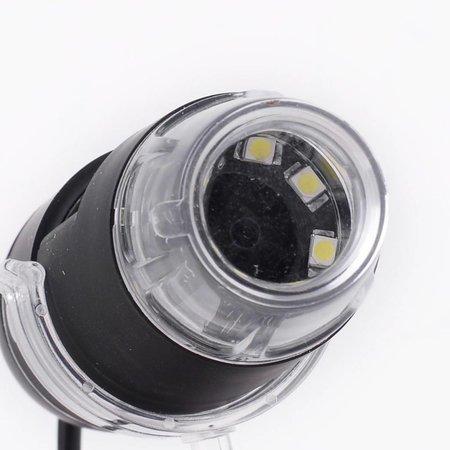 Geeek Digital-Mikroskop-Kamera - USB 3.0 - 100x Digitalzoom