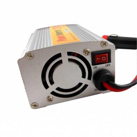 Geeek Power Inverter 12v DC zum Wechselstrom-220V 50Hz Auto Power-Inverter-200W