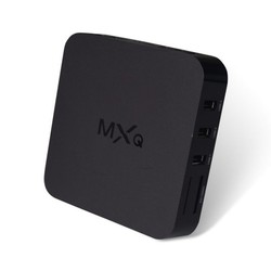 Geeek MXQ Android TV Mediaplayer TV box