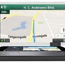 Smartphone Head Up Display-HUD Auto-Navigation