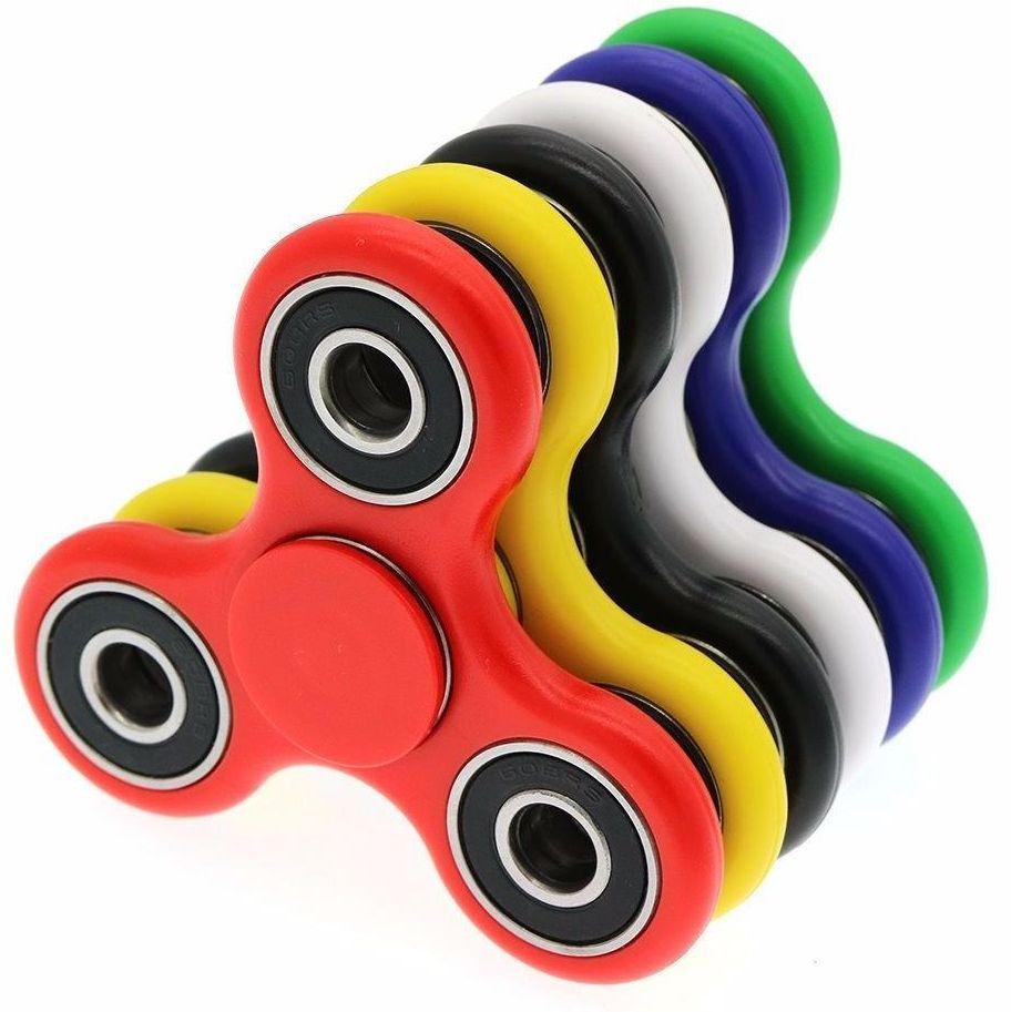 Hand Spinner Fidget Spinner Rood