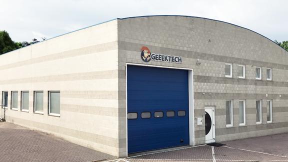 Geeektech.com - Contact