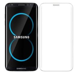 Geeek Sterke Tempered Glass Screenprotector Samsung S8 Plus 3D Clear