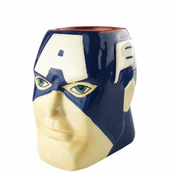 Geeek Captain America Mug Marvel Comics