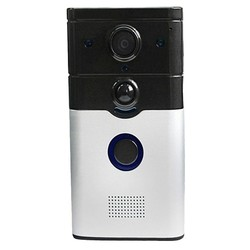 Geeek Smart WiFi Wireless Doorbell HD Camera 720P
