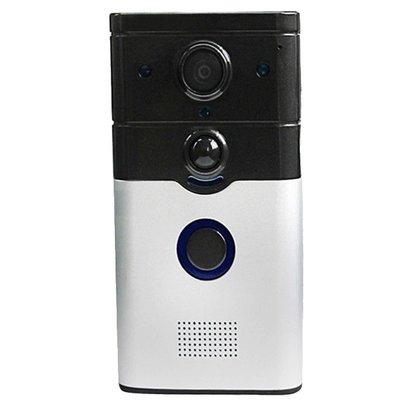 Geeek Smart Wi-Fi drahtlose Türklingel HD-Kamera 720P