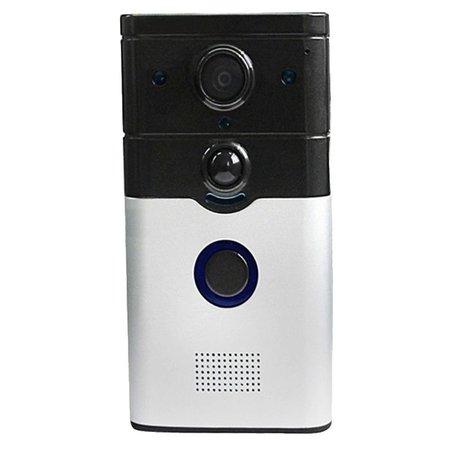 Geeek Smart WiFi Draadloze Deurbel HD Camera 720P