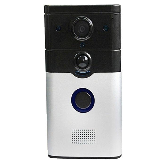 Draadloze Deurbel Met Camera.Smart Wifi Draadloze Deurbel Hd Camera 720p Security Online Shop